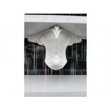 12cm Lükens Ayak Beyaz