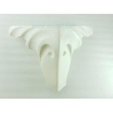Sarmaşık Lükens Ayak 12 cm Beyaz