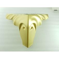 Sarmaşık Lükens Ayak 12 cm Altın