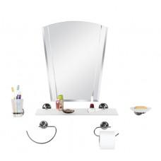 Vakumlu Ayna Seti 6 Parça