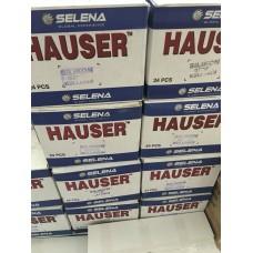 Hauser şeffaf silikon